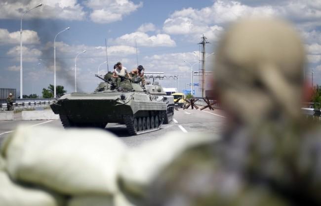 Опълченците в Луганск превзеха град Попасная