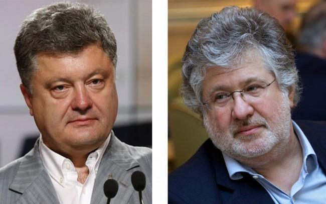 Коломойски започва атака срещу…Порошенко?