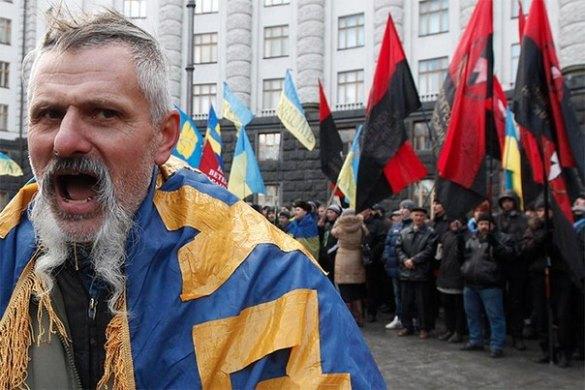 В Киев протестират срещу действията на Порошенко