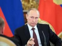 """Путин: Русия счита за шантаж натиска на САЩ върху Франция заради """"Мистрал"""""""