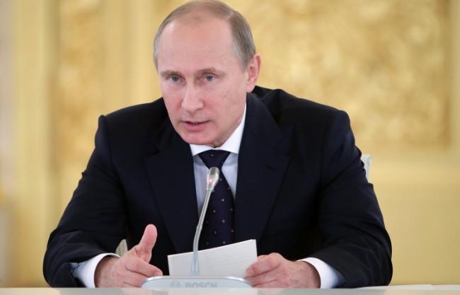 Путин: Русия ще се бори с всички проявления на нацизма