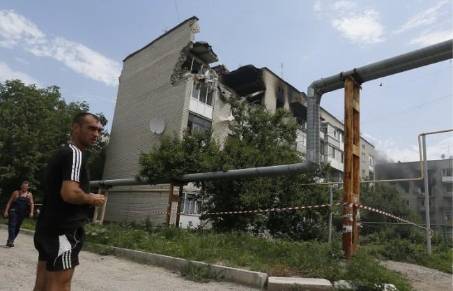 Украинските военни продължават да обстрелват Донецк