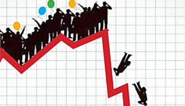 Украйна стремително се свлича в икономическа яма