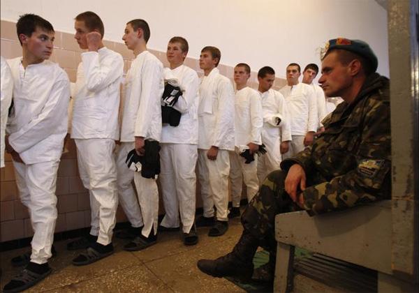 Западна Украйна се бунтува – не иска да воюва