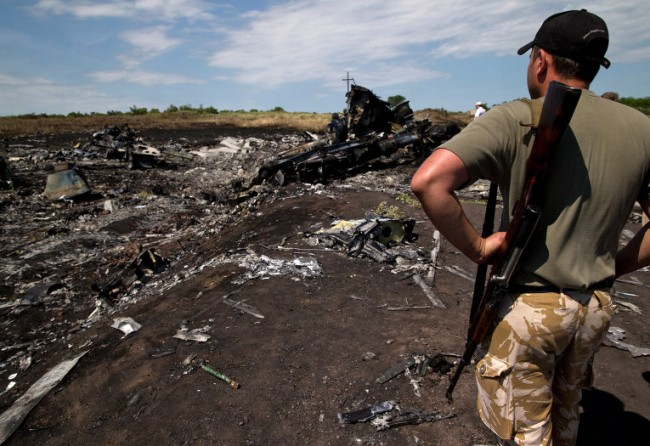 Малайзийските експерти попаднаха под обстрела на украинската армия