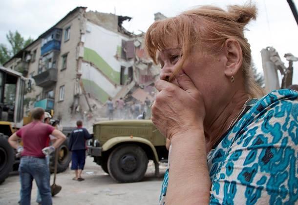 Украински военни отново обстрелват Донецк и Луганск