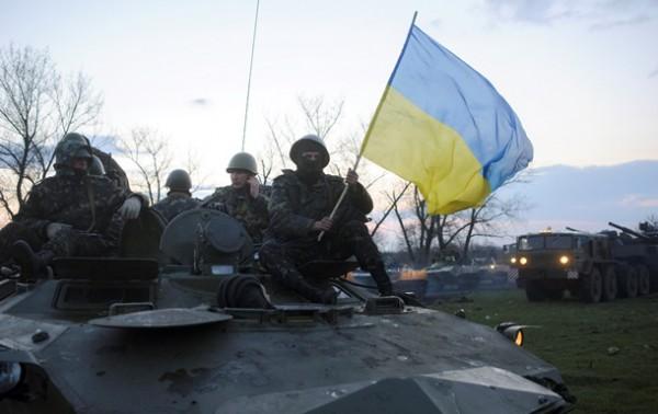 Украински военни превзеха Краматорск
