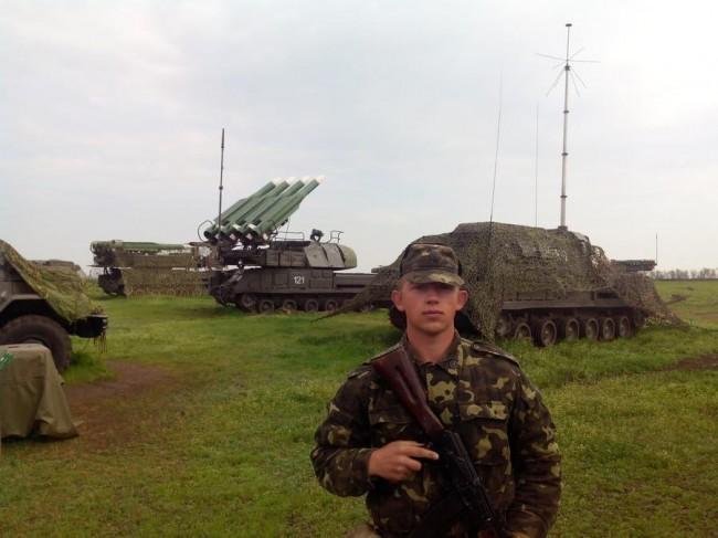 "Обвиниха украински войник за ""сепаратист"" заради снимка с ""Бук"""