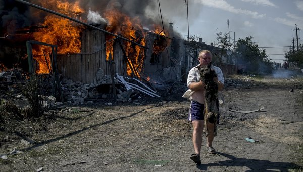 МВнР на Русия: В Киев са глухи за призивите да се спасят животите на хората