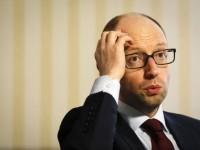 """Цената на победата """"обля в студена пот"""" Яценюк"""