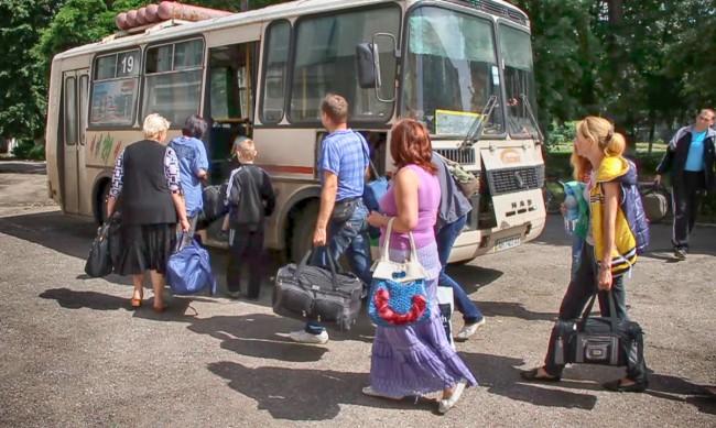 В Русия са пристигнали около 33 000 бежанци