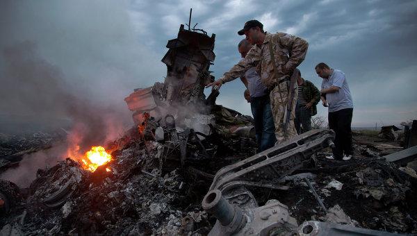 Руското Министерство на отбраната изчисли, откъде може да е бил ударен Boeing 777