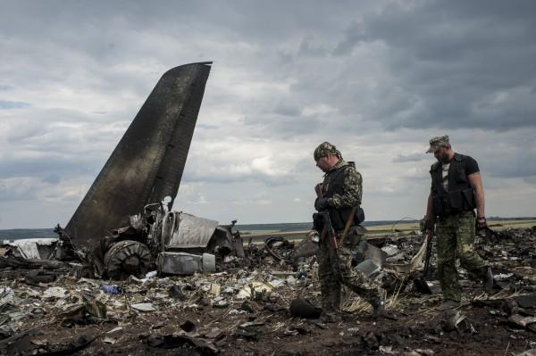 ОССЕ: опълченците оказват пълно съдействие при разследването на крушението