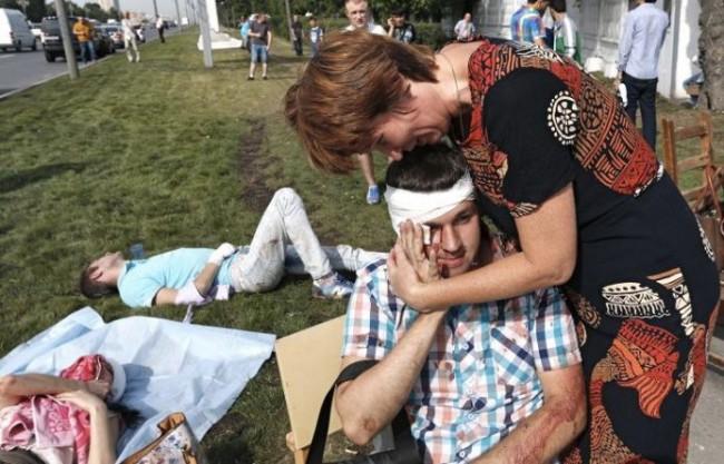 162 души са пострадали в московското метро, 23 загинали