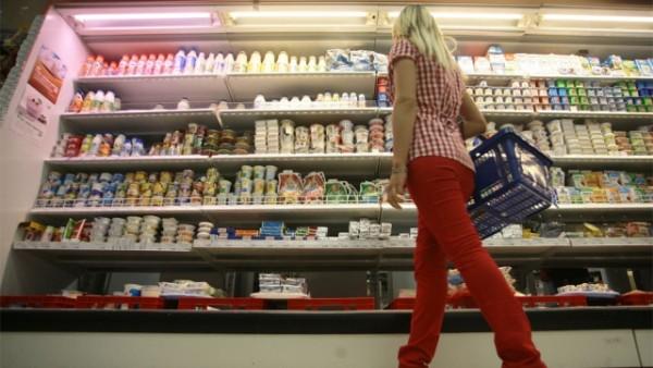 Русия ограничава вноса на мляко и млечни продукти от Украйна