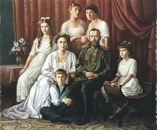 96 години от разстрела на царското семейство