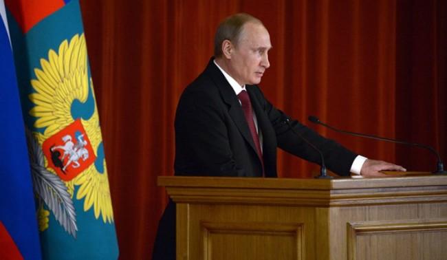 Путин: искането на Киев за намаляване на газовата цена е шантаж