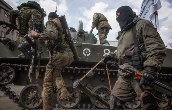 Украинските окупатори са влезли в Краматорск