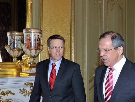 """Недоволството на САЩ не попречи на Лавров да обсъди """"Южен поток"""" в Словения"""