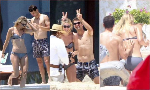 Маша и Гришо разпускат в Мексико