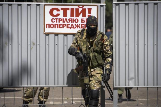 Край на примирието в Източна Украйна