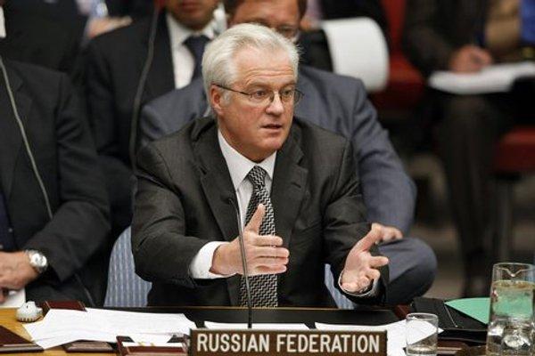 Чуркин: действията на авиационните власти на Украйна трябва да се разследват