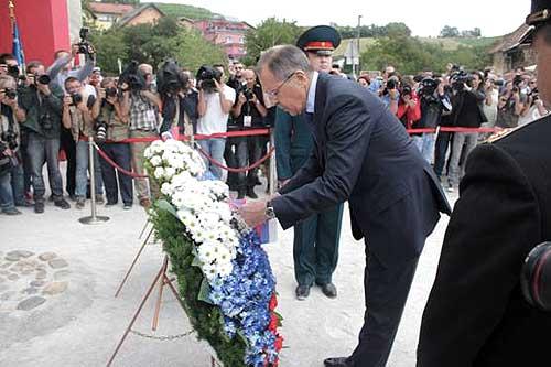 Реч на  С.В. Лавров на церемонията по откриването на  музея-мемориал в г.Марибор, Словения