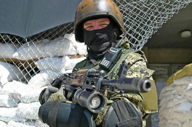 Опълченците: украинските сили подготвят атака на Донецк