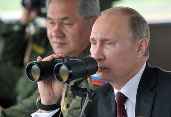 Vladimir Putin on working visit to Sakhalin