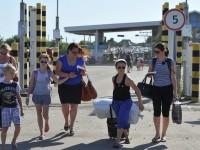 Повече от 11 хил. украински бежанци могат да останат в Русия по програмата за преселване на сънародници