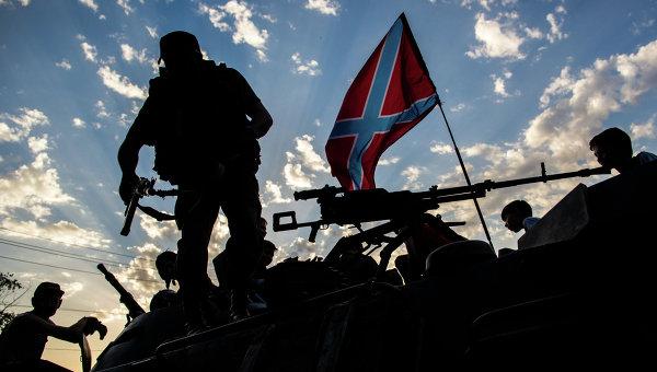 Френски доброволци попълниха редиците на опълчението в Източна Украйна
