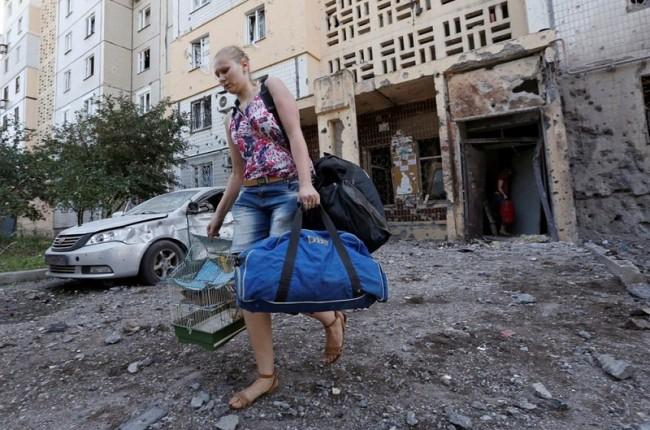 Донецк отново под обстрел, има загинали