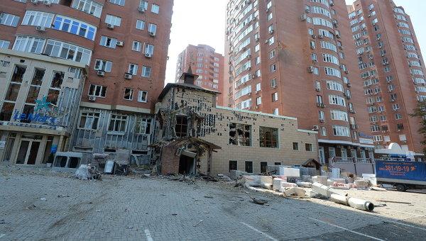 Ситуацията в Донецк остава напрегната