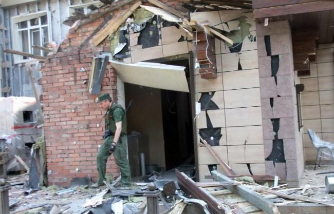 Опълченците продължават да държат под контрол Донецк