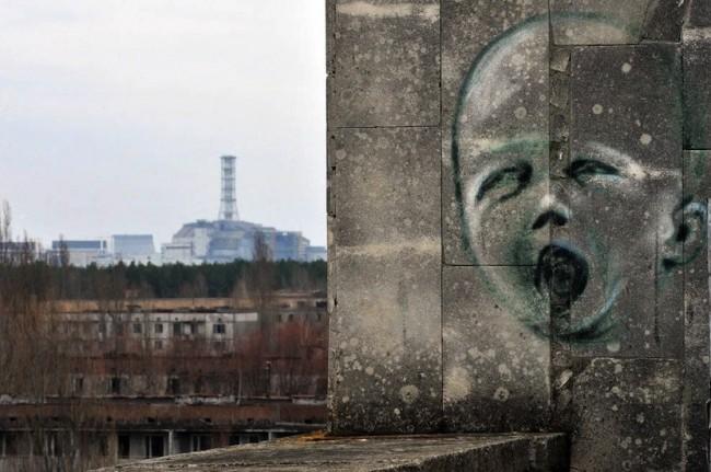 Киев подготвя Чернобил за световно ядрено бунище