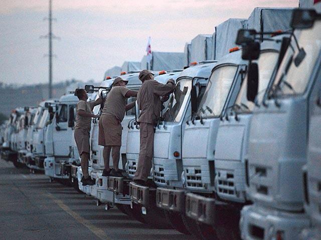 Москва и Киев съгласуваха реда за оказване на хуманитарна помощ на Новорусия
