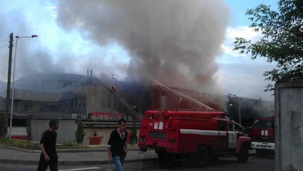 Луганския машиностроителен завод се евакуира в Русия