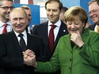 Меркел смята да продължи диалога с Путин