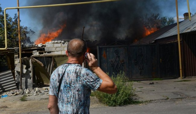 Нови жертви в Донецк