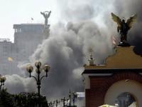 Отново сблъсъци на Майдана