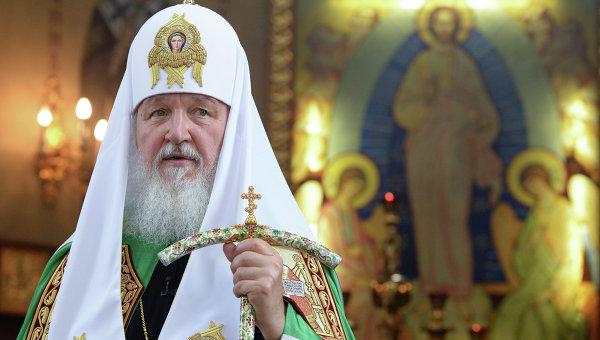 Патриарх Кирил моли ООН, Съвета на Европа и ОССЕ да защитят православните в Украйна