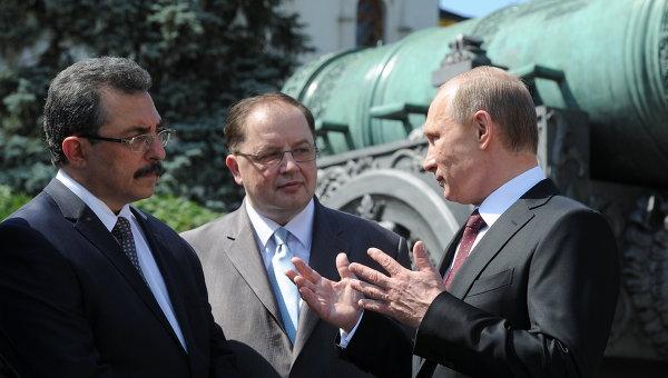 Путин предложи да бъде върнат историческия облик на Кремъл