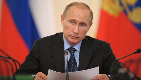 Путин поръча на правителството да изработи ответни мерки срещу западните санкции
