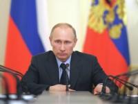 Путин обсъди ситуацията в Източна Украйна с членовете на Съвета за сигурност