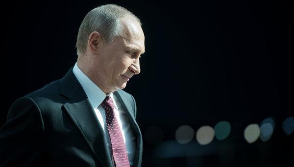 Рейтингът на Путин с нов рекорд