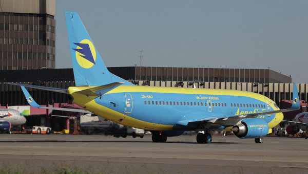 Русия забрани транзитните полети на украинските авиокомпании