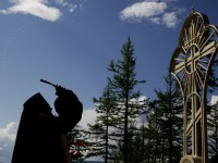 Русия премести географския си център с 80 м на юг