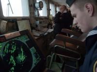 Руски военни осуетиха разузнаване на японска шпионска подводница