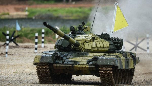 В Русия стартира първият Световен шампионат по танков биатлон