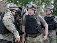 Турчинов поиска военна помощ от Запада